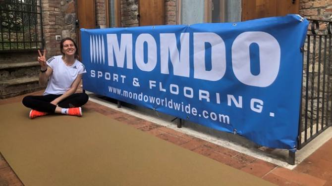Women sport news - Italian athletes get the chance to bounce back quickly with Mondo assistance