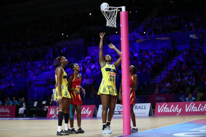 Jamaica upset Uganda in Final Preliminary Match