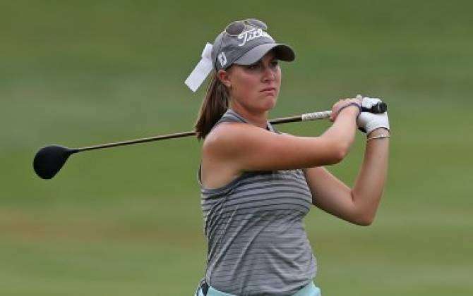 Women sport news - JENNIFER KUPCHO WINS MARK H MCCORMACK MEDAL AS LEADING WOMEN'S AMATEUR