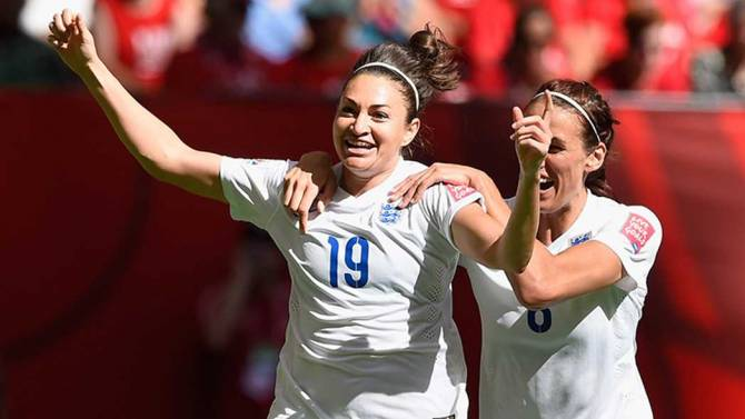 Women sport news - Jodie Taylor relives historic Canada win