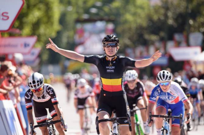 Women sport news - Jolien D'hoore Wins The Madrid Challenge For The Second Straight Time