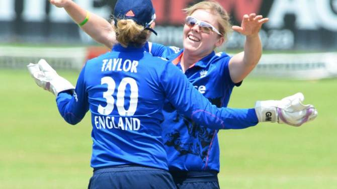 Women sport news - Knight and Taylor included in World Cup squad