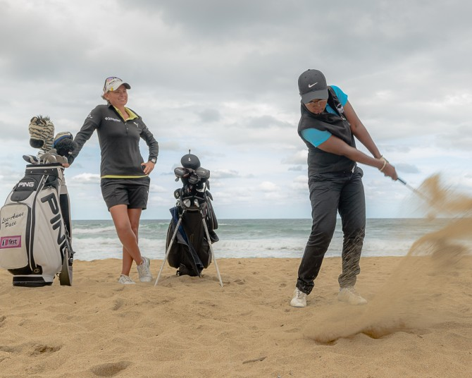 Women sport news - Lee-Anne Pace focused on Cell C SA Women's Open glory