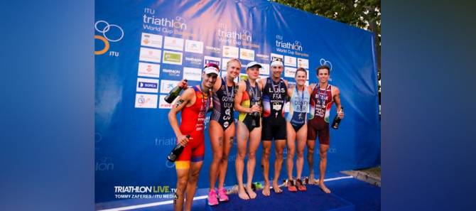 Women sport news - Lindemann and Luis command victories in the fast and furious Banyoles World Cup