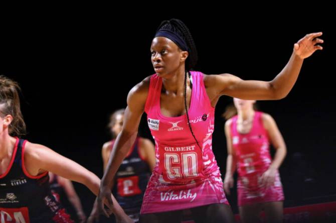 Women sport news - London Pulse secure first win of the 2020 season over Strathclyde Sirens