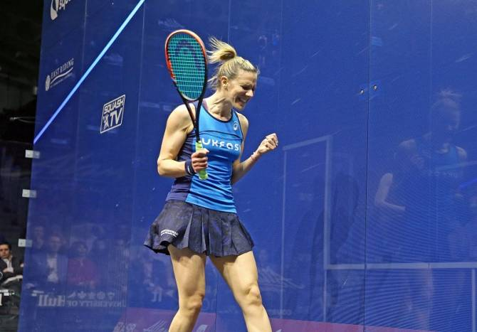 Women sport news - Massaro Rises to World No.2 in April Women's Rankings