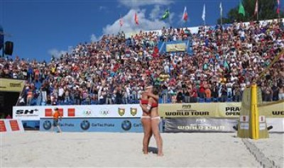 Women sport news -  2014 FIVB World Tour season update after Prague women's tourney
