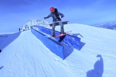 Women sport news -  Christy Prior and Klaudia Medlova win the Wanna be a Queen snowboard video contest