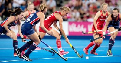 Women sport news - DANSON STRIKES IN 1-1 DRAW WITH THE USA