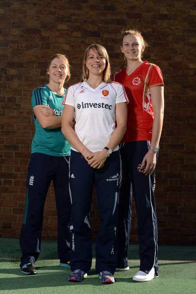 "Women sport news - ECB ""TeamUp"" with England Hockeyand England Netball to launch inspiring women's sport campaign"