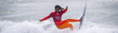 Women sport news - Ericeira World Junior Championships kickoff