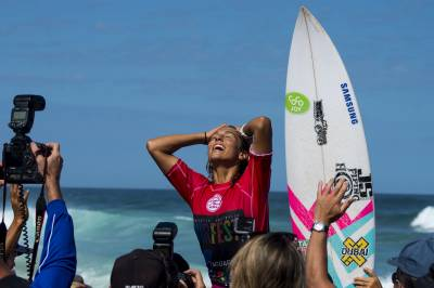 Women sport news - Fitzgibbons Reign Supreme at Surfest