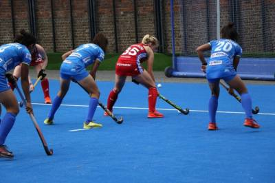 Women sport news - GOALLESS DRAW FOR GB WOMEN IN INDIA TEST OPENER