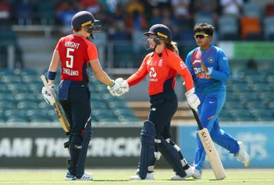 Women sport news - India Take First IT20 Of Commbank Tri-Series