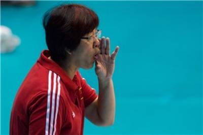 Women sport news - Lang Ping:
