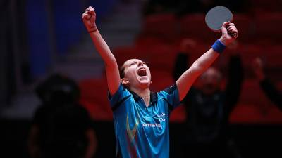Women sport news - Romania Win Epic to Make World Championships Quarter-Finals