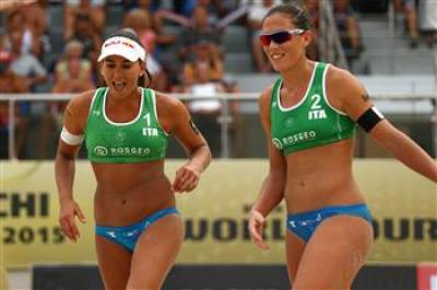 Women sport news - 2015 FIVB Beach Volleyball World Tour update after FIVB Sochi Open