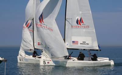 Women sport news - 2015 WIM Series goes west for penultimate event