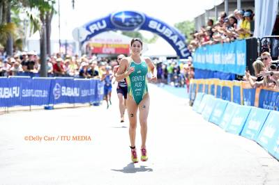 Women sport news - 2016 ITU World Cup circuit opens in Mooloolaba