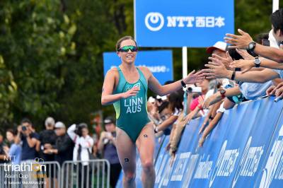 Women sport news - 2020 ITU Osaka race will be an Asian Cup