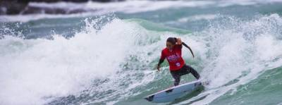 Women sport news - A third consecutive day of action at the Ericeira World Junior Championships