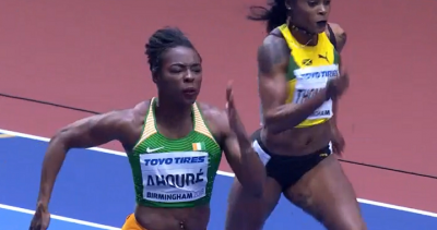 Women sport news - Ahoure earns emotional win in Birmingham