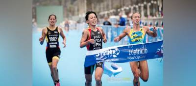 Women sport news - Ai Ueda continues incredible run of form at Lima World Cup