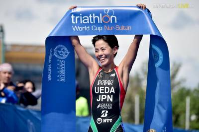 Women sport news - Ai Ueda strides to another brilliant World Cup gold in Nur-Sultan