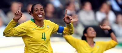 Women sport news - Aline: Brazil's young players will shine in France