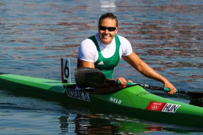 Women sport news - All eyes on Danuta Kozak as she returns to the sport she made her own in Rio