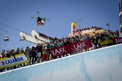 Women sport news - ALL SET FOR THE 7TH EUROPEAN FREESKI OPEN IN LAAX, SUI
