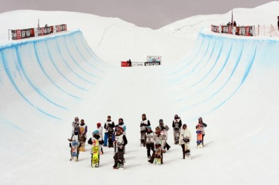 Women sport news - America sweeps Woman's Podium