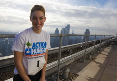 Women sport news - Amy Williams on the London Twin Peak Challenge