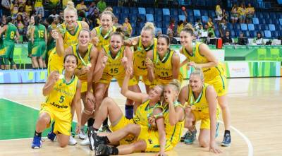Women sport news - An Opals sweep at Olympic Test Event