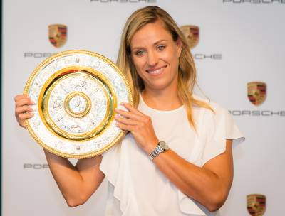 "Women sport news - Angelique Kerber: ""I want to successfully defend my Wimbledon title"""
