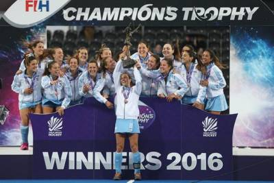 Women sport news - Argentina claim record seventh Champions Trophy title