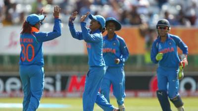 Women sport news - Australia and India edge closer to securing semi-final spots