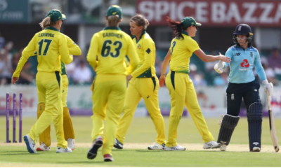 Women sport news - Australia Go 4-0 Up In Women's Ashes