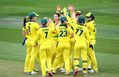 Women sport news - Australia Win By Seven Wickets At Hove