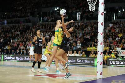 Women sport news - AUSTRALIAN DIAMONDS TAKE GAME TWO TO LEVEL CONSTELLATION CUP