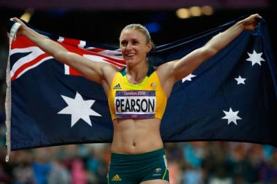 Women sport news - AUSTRALIAN GREAT SALLY PEARSON CALLS TIME ON HER ATHLETICS CAREER