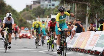 Women sport news - Australia's Chole Hosking's crash course to gold