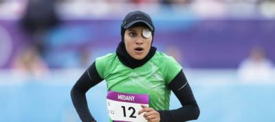 Women sport news - Aya Medany (EGY) Elected to IOC Athletes Commission