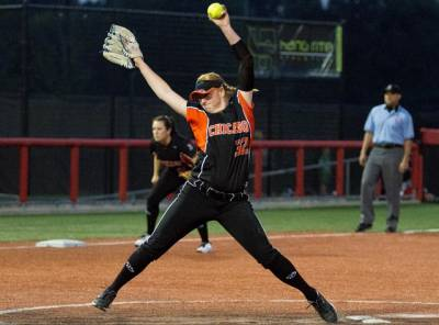 Women sport news - Bandits Pitcher Gascoigne returns for a third year