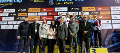 Women sport news - Batashova wins her first UIPM Pentathlon World Cup gold medal.