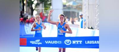 Women sport news - Beatrice Mallozzi wraps up incredible year with Junior World title in Lausanne