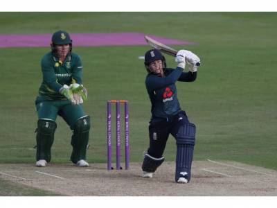 Women sport news - Beaumont Clinches Series Win For England