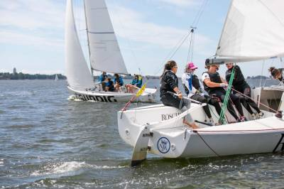 Women sport news - Beautiful Conditions in Helsinki