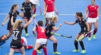 Women sport news - Belgium finds top gear at the Unibet Euro Hockey Championships