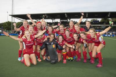 Women sport news - Boon boosts brilliant Belgium into first Euro final